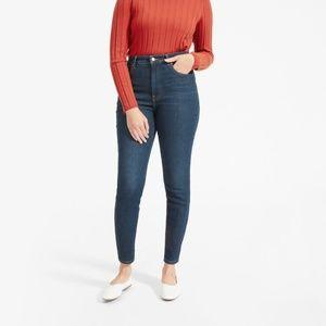 Everlane | High Rise Skinny Jeans